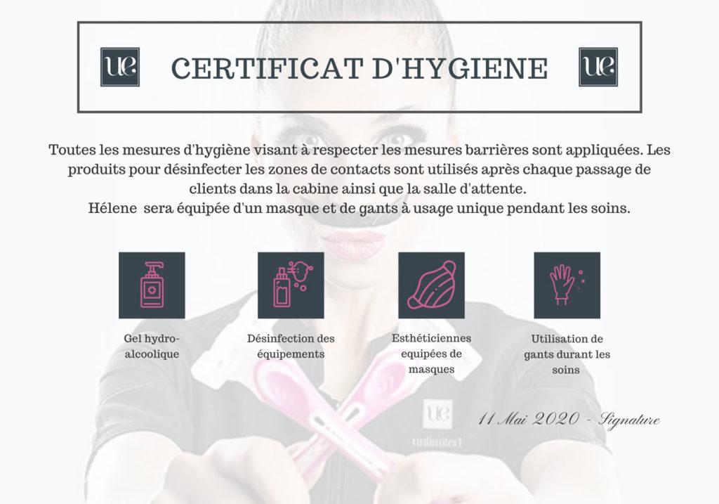 certificat-hygiene
